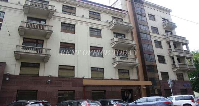 office rent bolshaya tatarskaya 42-1