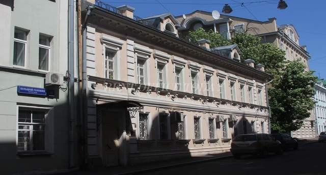 office rent большой головин переулок 13-1