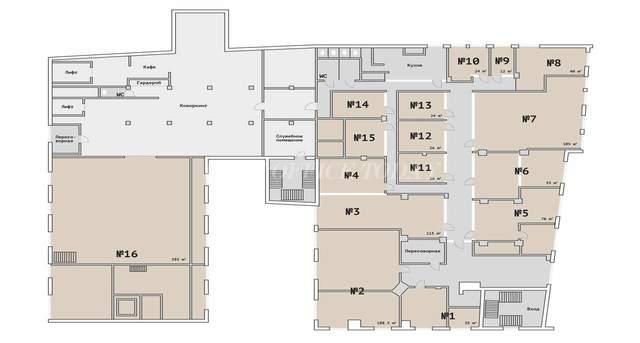 бизнес центр большой саввинский переулок 12-4