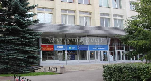 бизнес центр буревестник-16