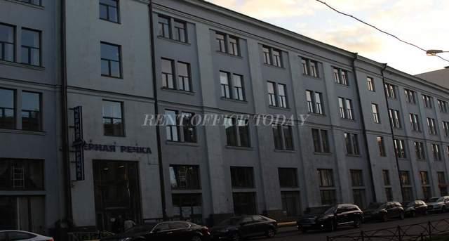 бизнес центр черная речка-2