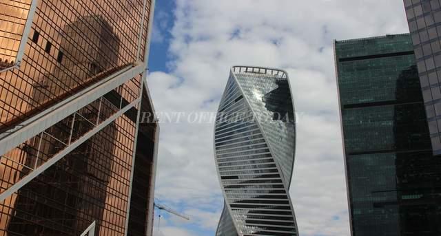 бизнес центр башня эволюция-7