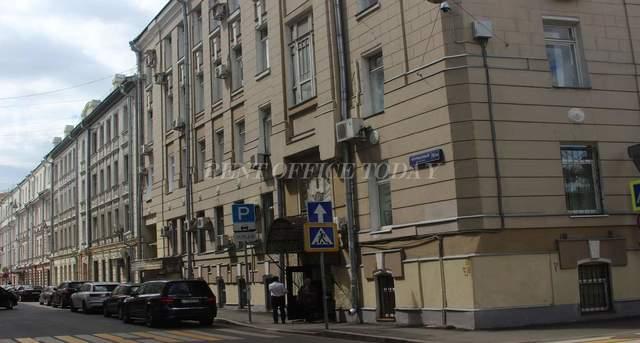 office rent фурманный переулок 9/12-3