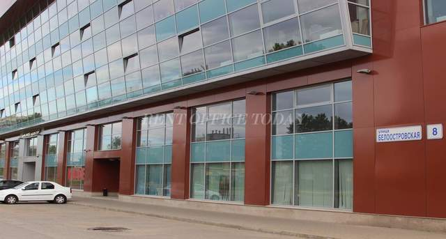 бизнес центр ильич-4