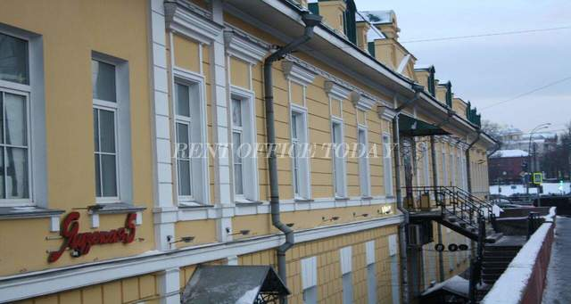 office rent yauzskaya 5-3