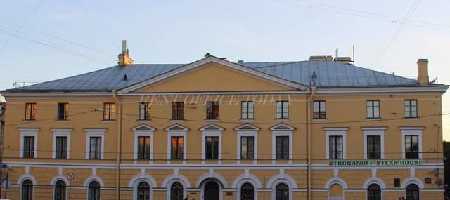 مكتب للايجار bc «konnogvardeyskiy»-6
