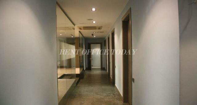 office rent krasnaya presnya 22-7