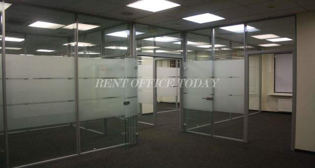 office rent krasnaya presnya 26-3
