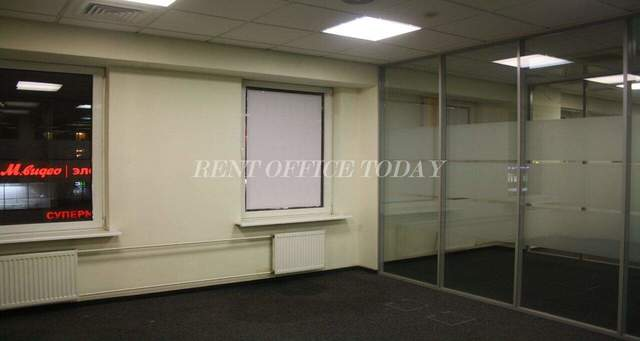 office rent krasnaya presnya 26-4