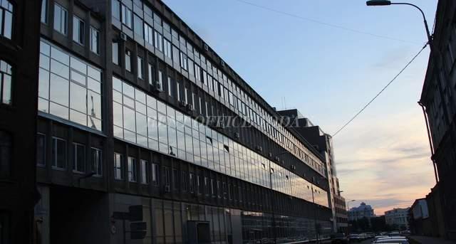 бизнес центр красная заря-2