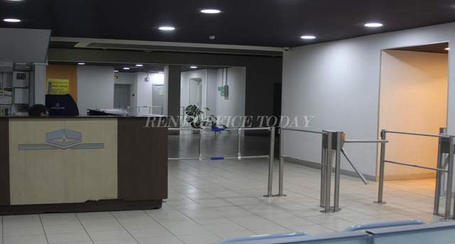 бизнес центр красная заря-12