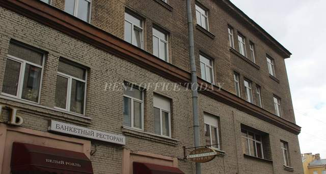 office rent курская 27-9