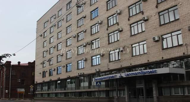 бизнес центр ленморниипроект-1