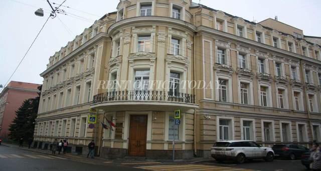 Бизнес центр Леонтьевский 21с1-1
