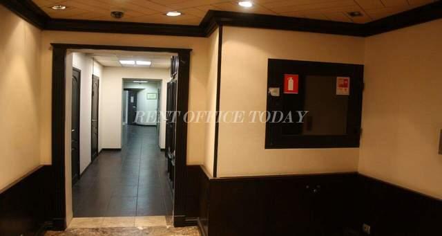 Бизнес центр Леонтьевский 21с1-4