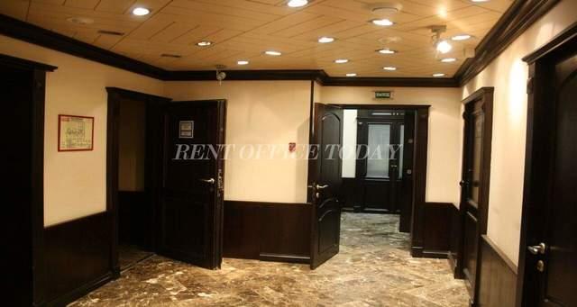 Бизнес центр Леонтьевский 21с1-6