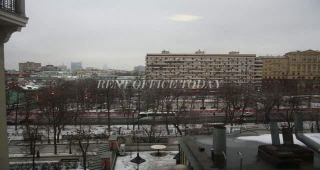 Бизнес центр Малый Гнездиковский переулок 9с2-3