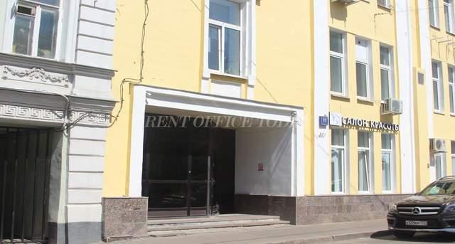 бизнес центр малый каретный 11с1-5