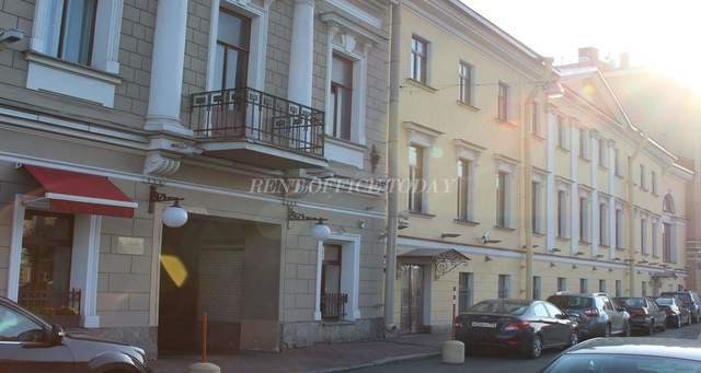 office rent moyka 74-2