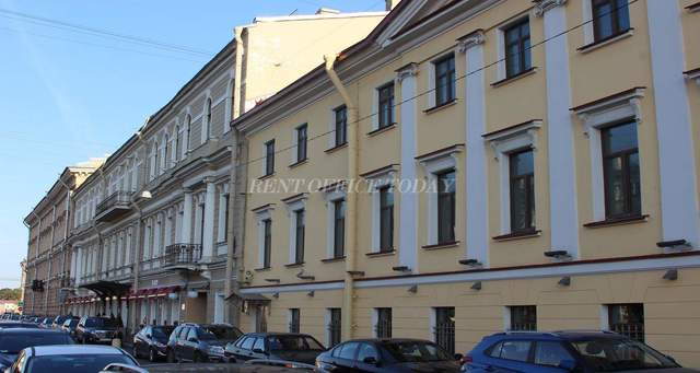 office rent moyka 74-4