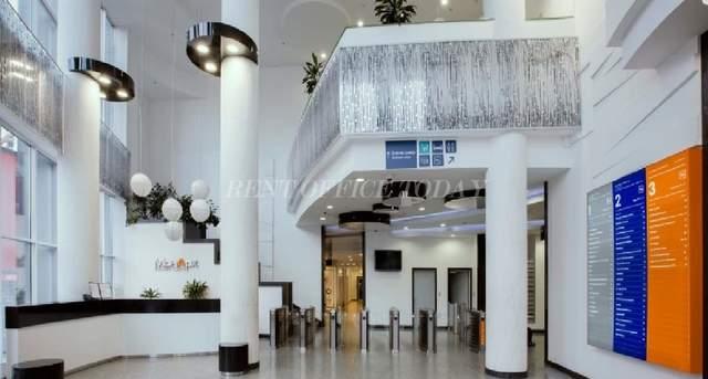 бизнес центр монарх-5