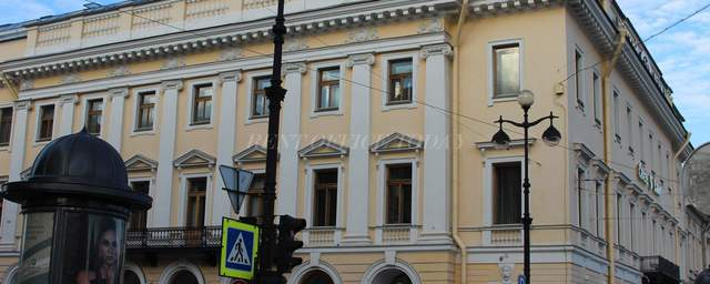 office rent nevskiy 38-6