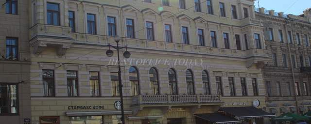 office rent nevskiy plaza-10