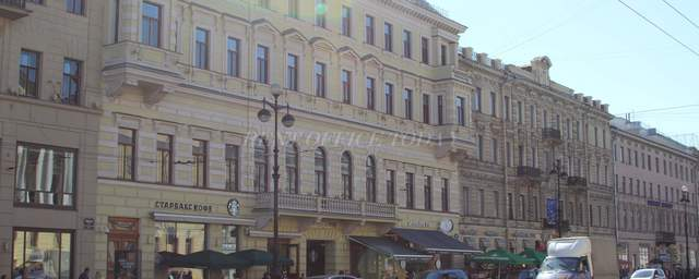office rent nevskiy plaza-2