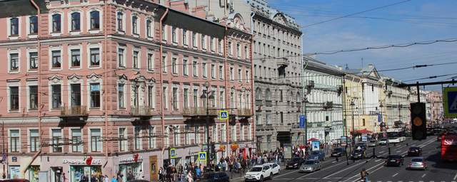 office rent nevskiy plaza-5