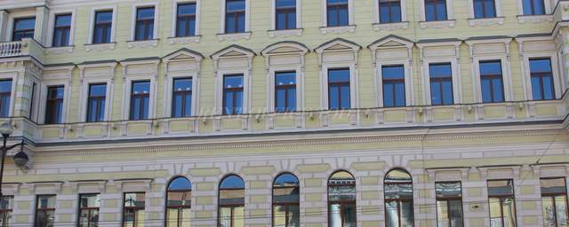 office rent nevskiy plaza-7