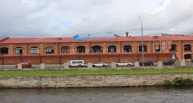 бизнес центр обводной двор-2