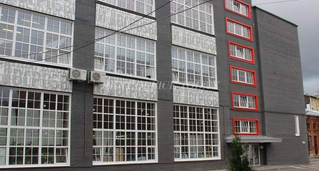 бизнес центр обводной двор-33