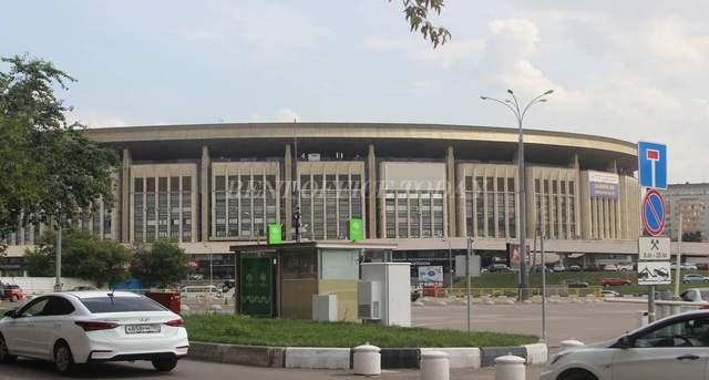 бизнес центр олимпийский 16 с1-1