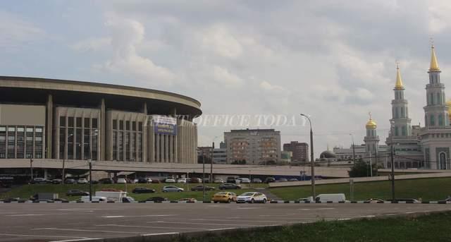 location de bureau олимпийский 16 с1-4
