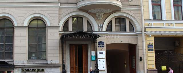 office rent passage/italianskaya17»-3