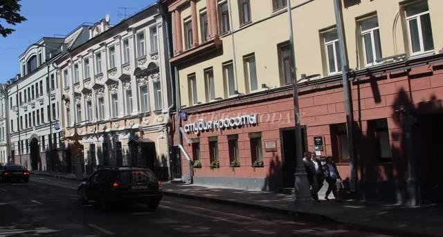 office rent петровский бульвар 15с1-1