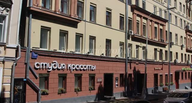 office rent петровский бульвар 15с1-7
