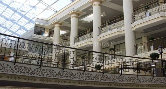 бизнес центр преображенский двор-14