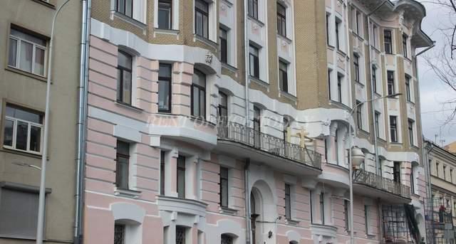 office rent рождественский бульвар 9-1