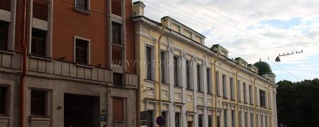 office rent senator chaikovskogo 1-6