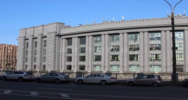 бизнес центр сенатор, обводного канала 60-11