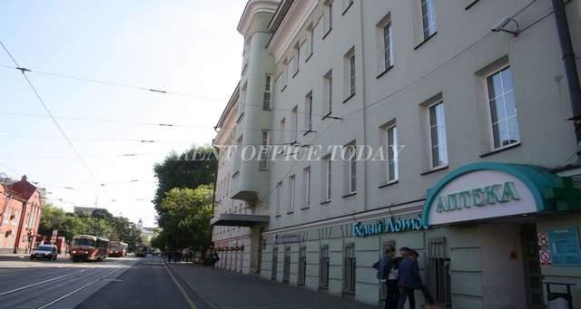 Бизнес центр Шаболовка 2-8