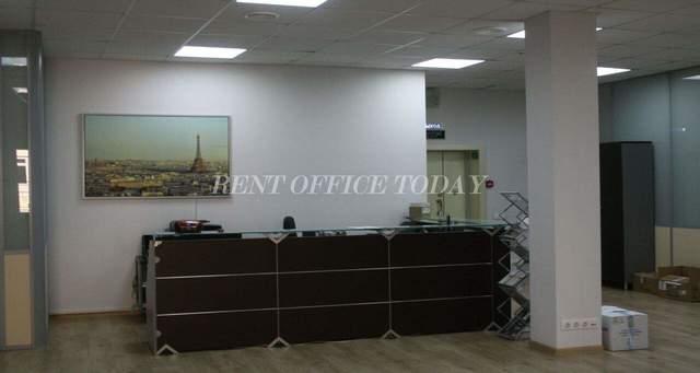 Бизнес центр Шухова плаза-6