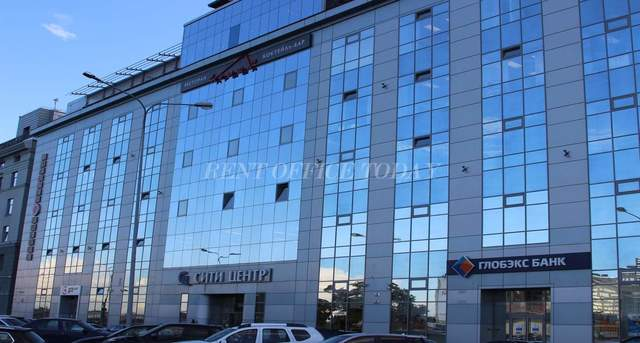бизнес центр сити центр-1
