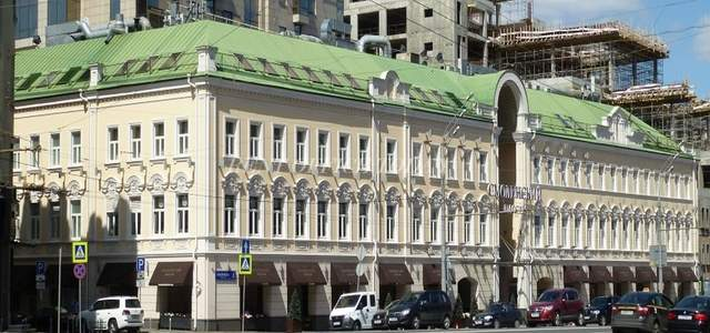 бизнес центр смоленская площадь 3-1