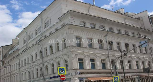 office rent сретенка 12-1