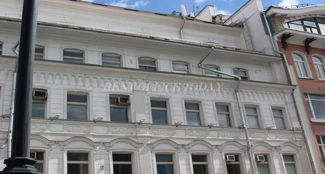 office rent сретенка 12-4