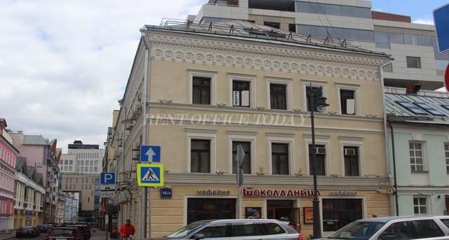 office rent сретенка 16/2-1
