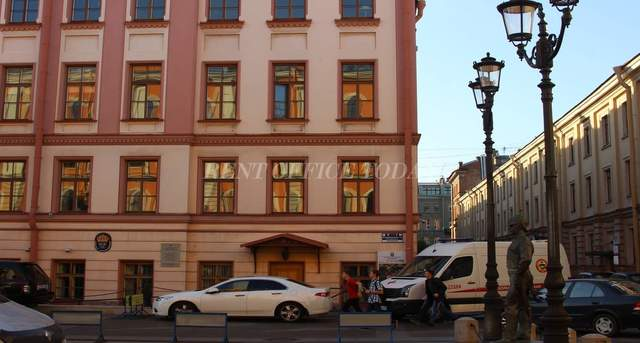 бизнес центр sweden house-10