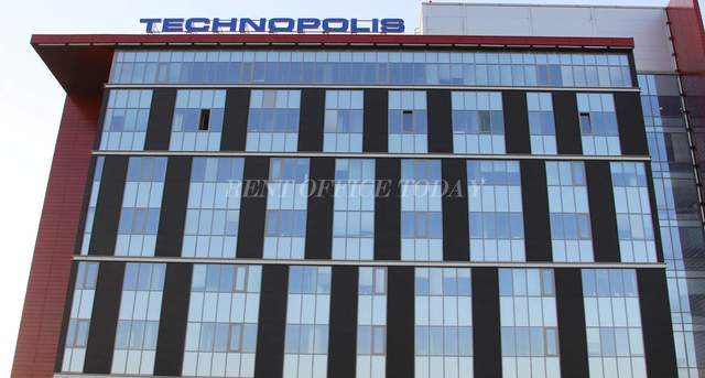 office rent technopolis pulkovo-2